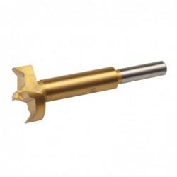 Mèche Forstner titanée 30 mm