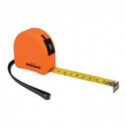 Mètre profilé fluo 3 m x 16 mm