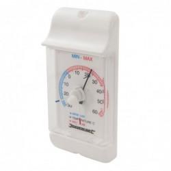 Thermomètre à cadran...