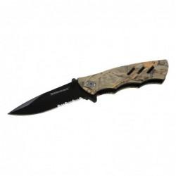 Couteau de poche à...