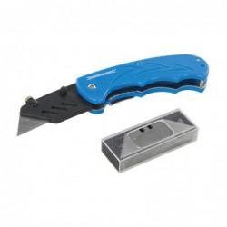 Couteau utilitaire pliant...