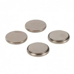 Piles bouton lithium 4 pcs