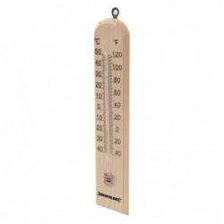 Thermomètre en bois -40°C...