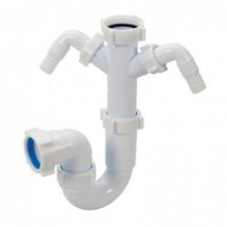 Siphon pour évier et lavabo...