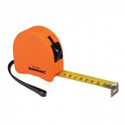Mètre profilé fluo 8 m x 25 mm