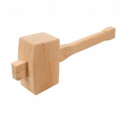 Maillet en bois surface de...