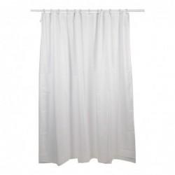 Rideau de douche blanc 1...