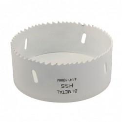 Scie-cloche bi-métal 108 mm
