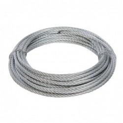 Câble métallique galvanisé...