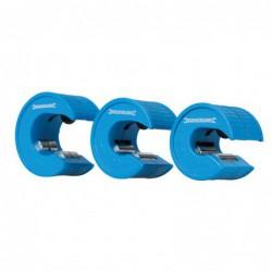 Jeu de 3 coupe-tubes compacts