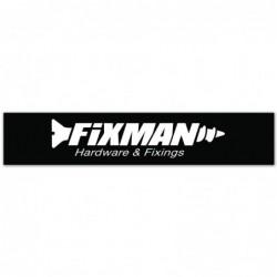 Fronton de gondole Fixman...