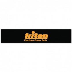 Fronton de gondole Triton...