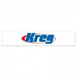 Fronton de gondole Kreg 970 mm