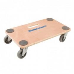 Chariot plateforme 150 kg