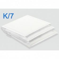 75 Enveloppes à bulles K7 -...