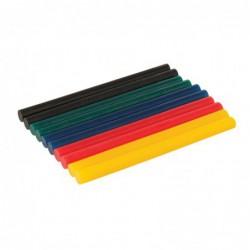 Bâtonnets de colle colorée,...