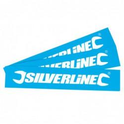 Autocollants Silverline 10 pcs