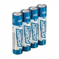 Piles alcalines Super LR03...